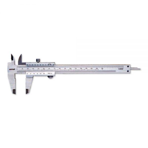 Calibro con nonio alta resistenza – Cod. Accud 123-000-12/14.
