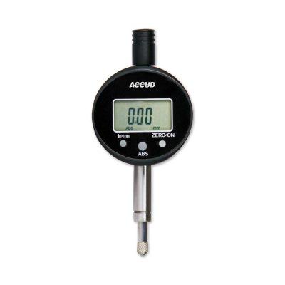 Comparatore digitale corsa 5mm – Cod. Accud 214-000-01/11.