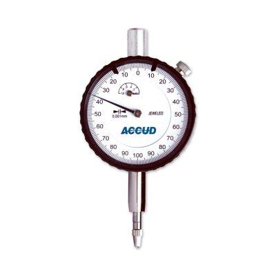 Comparatore alta qualità millesimale- Cod. Accud 222-000-01/02.