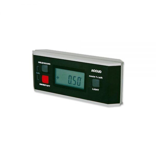Livella di precisione digitale – Cod. Accud 722-000-01.