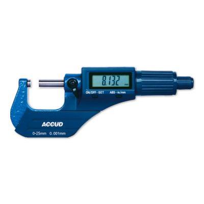 Micrometro digitale – Cod. Accud 312-000-02.