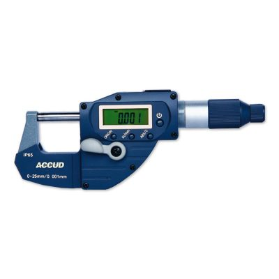 Micrometro digitale IP65 misura rapida - Cod. Accud 314.