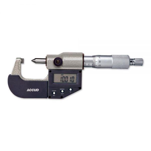 Micrometro digitale per crimpature – Cod. Accud 319-000-01.