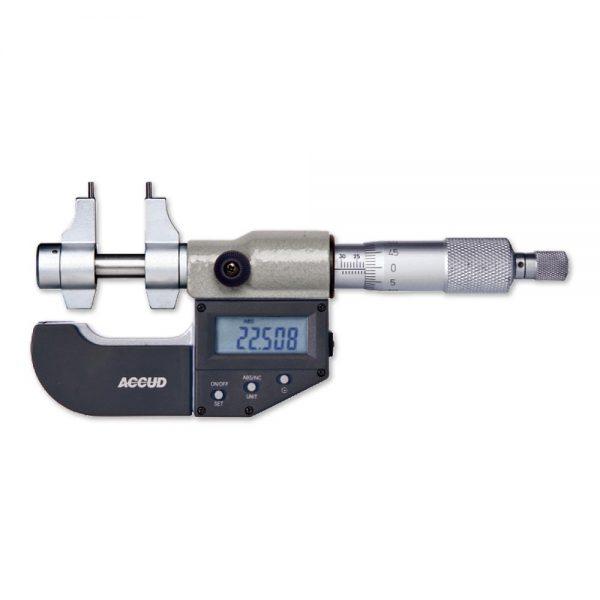 Micrometro digitale per interni – Cod. Accud 356-000-01.