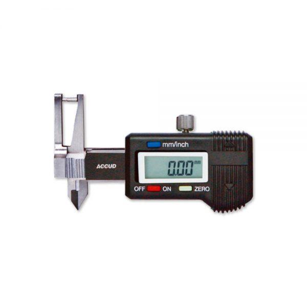 Mini calibro digitale per interni ed esterni – Cod. Accud 436-000-11.