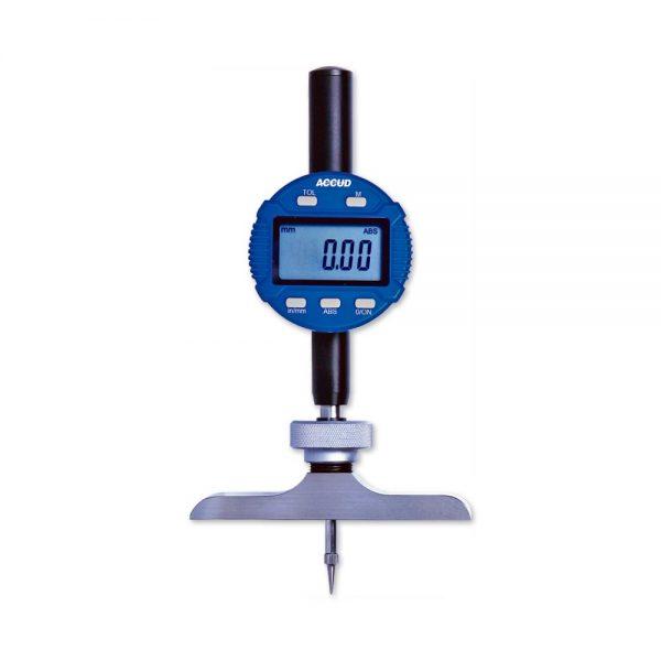 Profondimetro digitale – Cod. Accud 293-000-11/12.