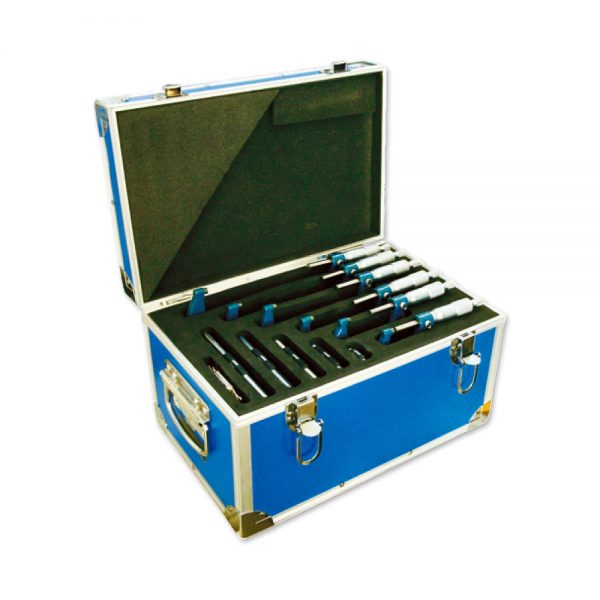 Set micrometri per esterni – Cod. Accud 321-000-set.