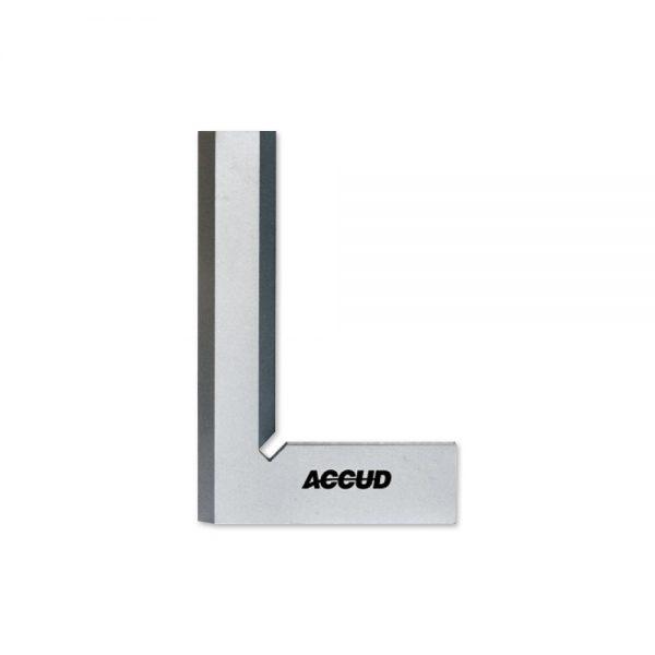Squadra a 90° con smusso – Cod. Accud 832-000-00/10.